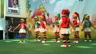 День защиты детей, 1 июня. танец
