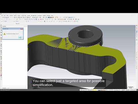 Mastercam X8 - Solid Model Prep Made Easy