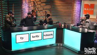 "Download Lagu Chris Young Hasn't Heard ""Losing Sleep"" on the Radio...Yet - Ty, Kelly & Chuck Gratis STAFABAND"