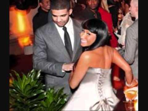 Drake and Nicki Minaj ...