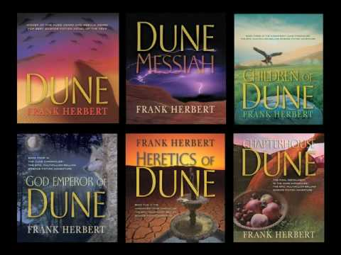 Creating the Audiobooks for the Original Dune Series