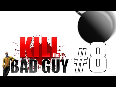 Kill The Bad Guy Gameplay / Let's Play Part 8 - Skinniest Sumo Wrestler EVER!