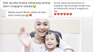 Alasan Berhenti Posting Video Anak di Instagram