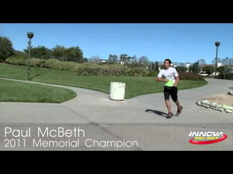 INNOVA   Disc Golf Drives in Slow Motion