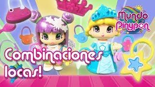 Juego Pinypon CIENTOS DE BOLSOS Y COMPLEMENTOS: Mil combinaciones locas Mix is Max