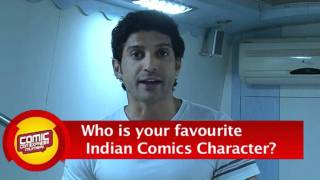 Unveiling of Don_ The Origin at Comic Con Express Mumbai '11 with a Special Message by Farhan Akhtar