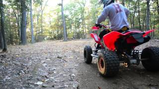 Trx450r Raw Clips
