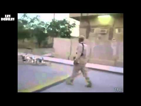 Compilation militaire fail   Twisternederland   Video