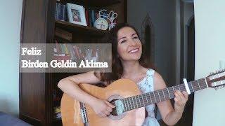 Feliz - Birden Geldin Aklima -Sena Şener - Tuna Kiremitçi Cover -Akustik Slow Şakılar-with Subtitles
