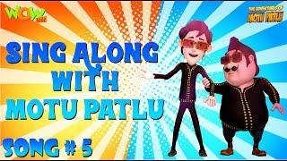 Motu Patlu Title Song Vr.5