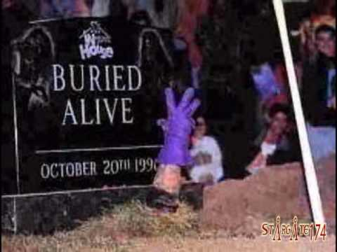 The secret behind the Buried Alive match revealed