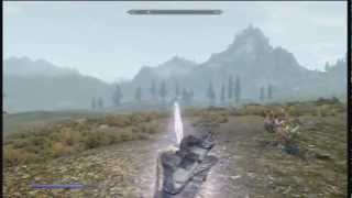 Most powerful spells and shout in skyrim
