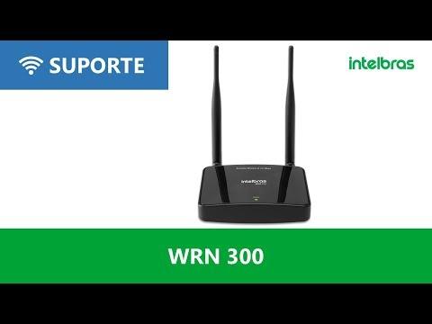 Redes | Conexão wireless caindo ou lenta WRN150/ WRN241/ WRN300/ WRN240 Slim/ WRN342 Slim - i3185