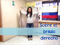 Movimientos básicos: Danza con MANTO