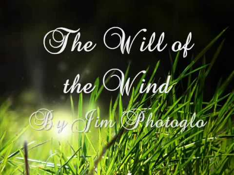 Jim Photoglo - Will Of The Wind