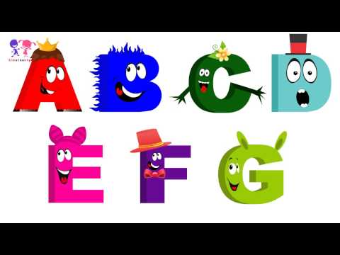 ABC Songs for Children | Phonics Nursery Rhyme | Alphabet Rhymes...