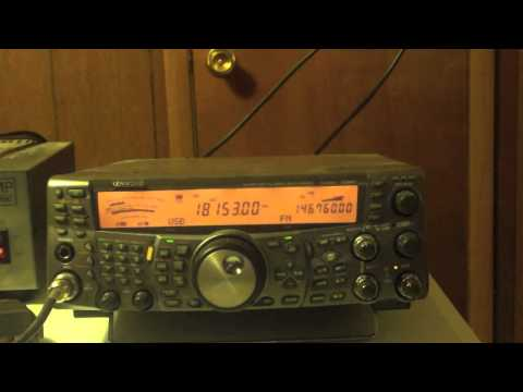Ham radio and Black ops