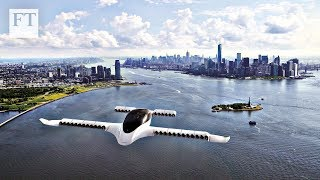 Lilium launches city travel electric air taxi