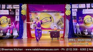 Registration NO - SK2018358 - Star Kalakaar 2018 Finals - Performance