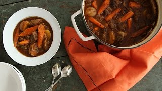 Classic Beef Stew - Everyday Food With Sarah Carey