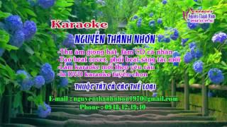 Karaoke tân cổ giao duyên ÁO ĐẸP NÀNG DÂU - THIẾU ĐÀO [Jimmy Tran]