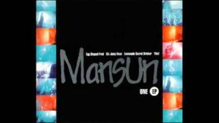 Watch Mansun Lemonade Secret Drinker video