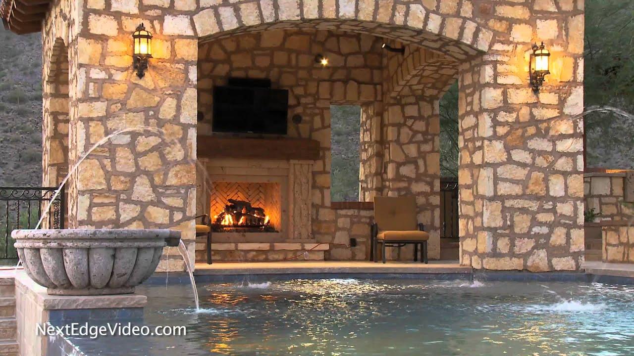8 5 million dollar luxury homes scottsdale arizona youtube for 5 million dollar home