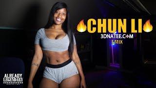 Nicki Minaj Chun Li T Mix A3dnatee Mme23