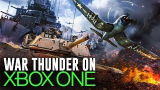 War Thunder Xbox One Trailer