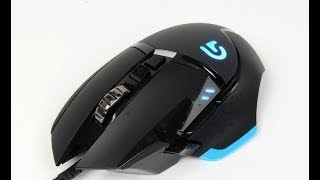 LOGITECH G502 REVIEW, SOFTWARE INSTALLATION AND USING IT