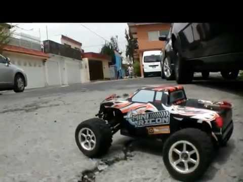 Modificacion Mini Recon HPI