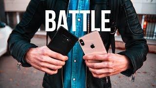 iPhone Xs Max VS Galaxy Note9: Bătălia titanilor (Review în Română)
