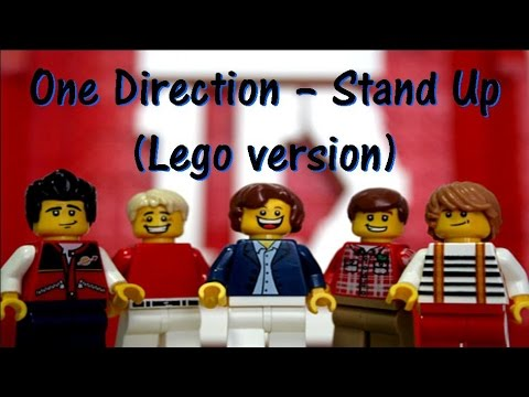 One Direction Stand Up Lyrics