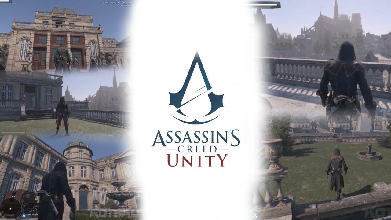 Unity Gameplay Unity Leaked Gameplay