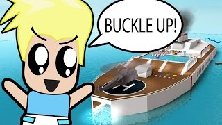 Roblox / Baby Drives a Cruise Ship / Adventures of Baby Alan / Gamer Chad Plays