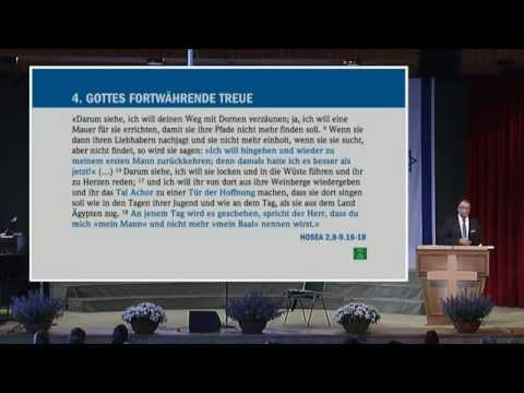 Israelkonferenz 2014 - Norbert Lieth: «Die Geschichte einer Braut»