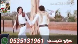 شيله واليماني مكانه تاج فوق الراس مع أجمل لعب يمني روعه /مونتاج صلاح عكش