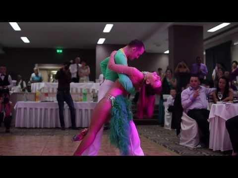 Moment artistic cu Adrian si Tatiana - Dansatori Evenimente Cluj