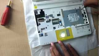 How to upgrade ram of acer aspire happy d270 netbook keyboard harddrive