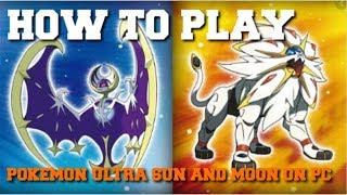 HOW TO PLAY POKEMON ULTRA SUN AND MOON ON PC IN 4K WITH MAX PERFORMANCE ON CITRA EMULATOR GUIDE!