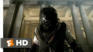 The Wolfman (8/10) Movie CLIP - Wolfman in London (2010) HD