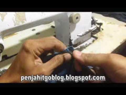 cara permak mengecilkan rok lipit sesuai ukuran contoh thumbnail