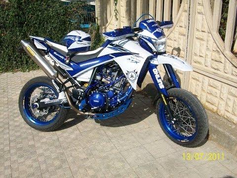 YAMAHA XT 660 XTX RACING TUNING 2011