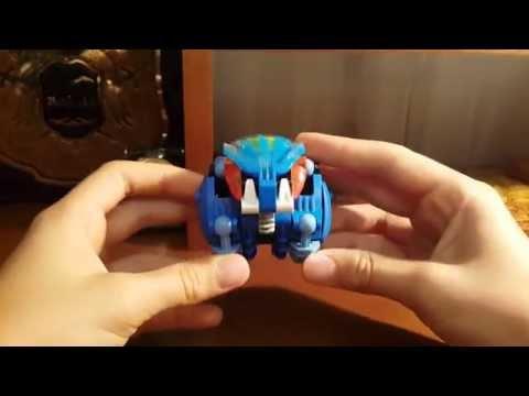 Lego Bionicle-Bohrok Gahlok Review (обзор набора)