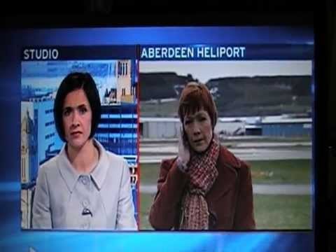 Total Elgin Gas Leak: Scottish TV Report!  Experts return from leaking platform. 06/04/12