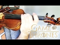 """Game of Thrones"" Theme Violin Tutorial 