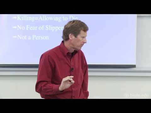10. Death, Dying, and Assisted Suicide, Part 2 [Ethics at the Edge of Life]