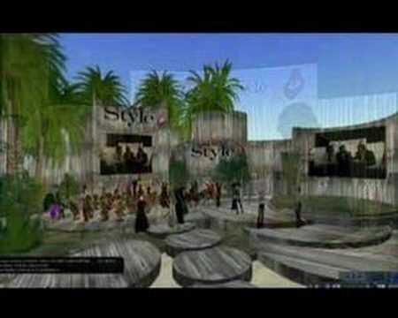 Ficarra e Picone su Second Life: parte seconda!!