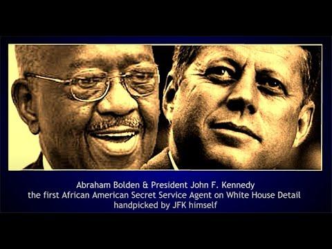 Abraham Bolden 1st Black Secret Service JFK assassination video Night Fright Show / Brent Holland