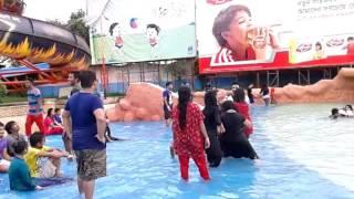 fantasy kindoom water park in bangladesh